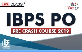 IBPS PO CRASH COURSE