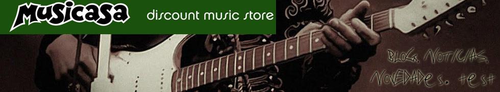 musicasa, instrumentos musicales