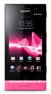 Sony Xperia U ST25i Harga Dan Spesifikasi
