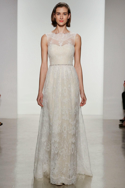 Christos Spring 2015 Wedding Dresses