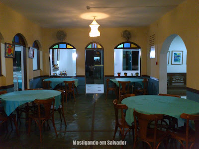 Restaurante Yemanjá: Ambiente