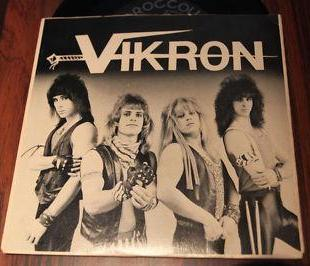 Vikron - King Of The City / Long Cool Woman (In A Black Dress)