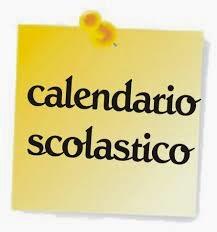 Calendari Scolastici