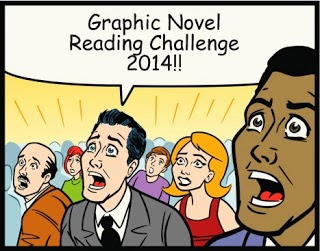 Graphic Novel Challenge