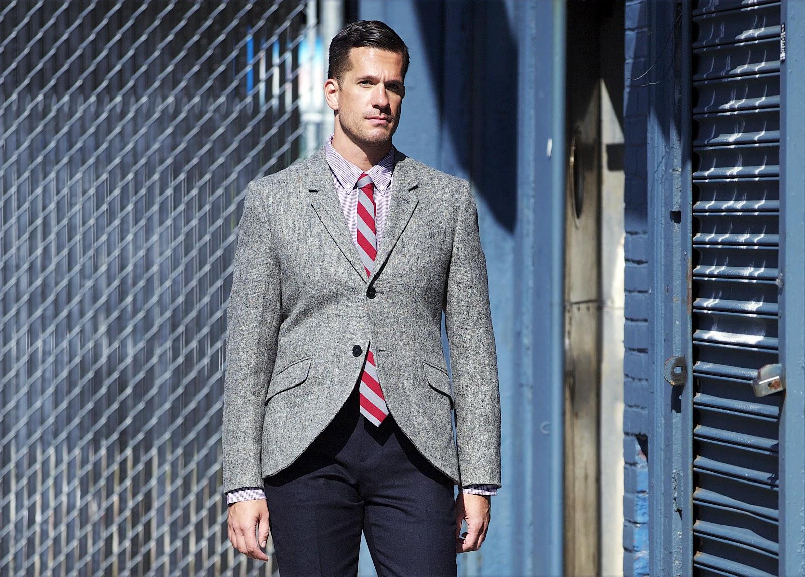 Shawl Collar Sweater Under Blazer a Shawl Collar Sweater