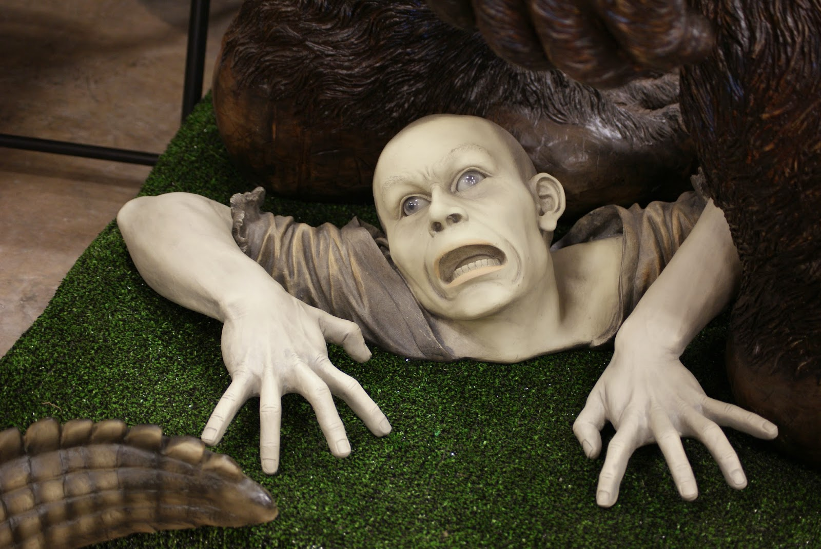 Zombie Lawn Ornament for your lawn