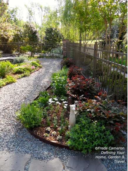cottage garden  by Defining Your Home Garden and Travel