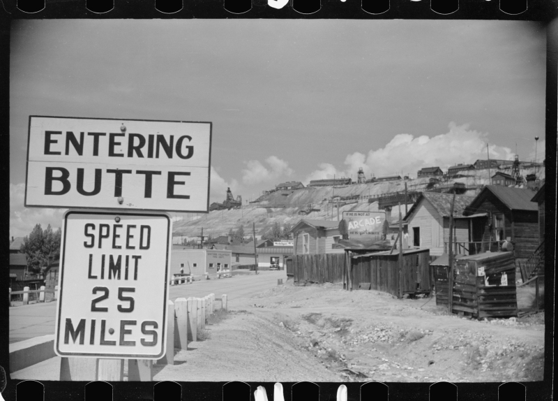 what is butte montana known for
