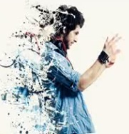 splatter effect in photoshop