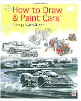 How to Draw and Paint Cars