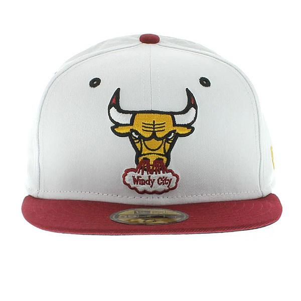 Boné New Era Chicago Bulls Air Jordan 7 59fifty