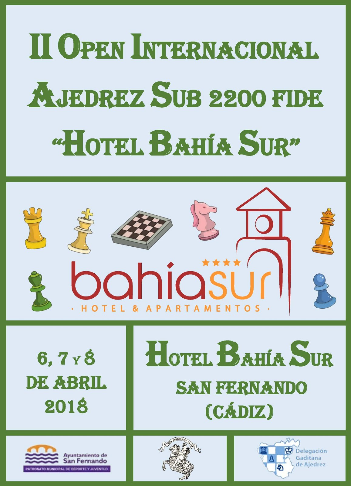 II Open Bahía Sur