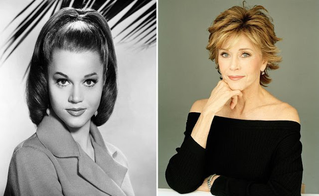 Jayne Seymour Fonda