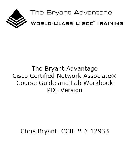 Chris bryant ccna pdf study