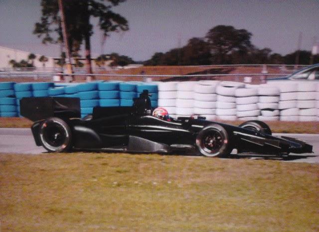 2015 Honda Indycar