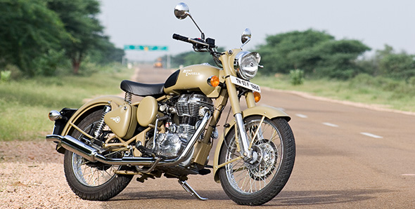 Royal Enfield Classic Desert Storm Price In India