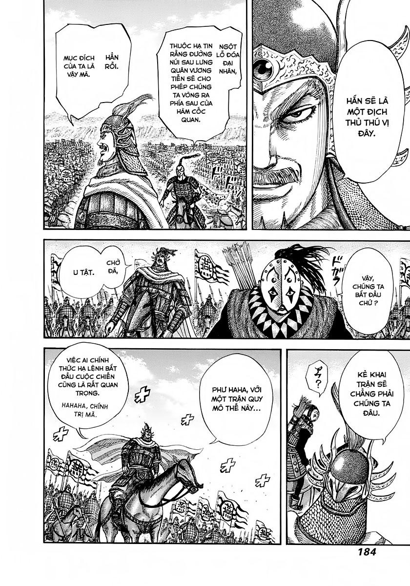 Kingdom – Vương Giả Thiên Hạ (Tổng Hợp) chap 271 page 12 - IZTruyenTranh.com