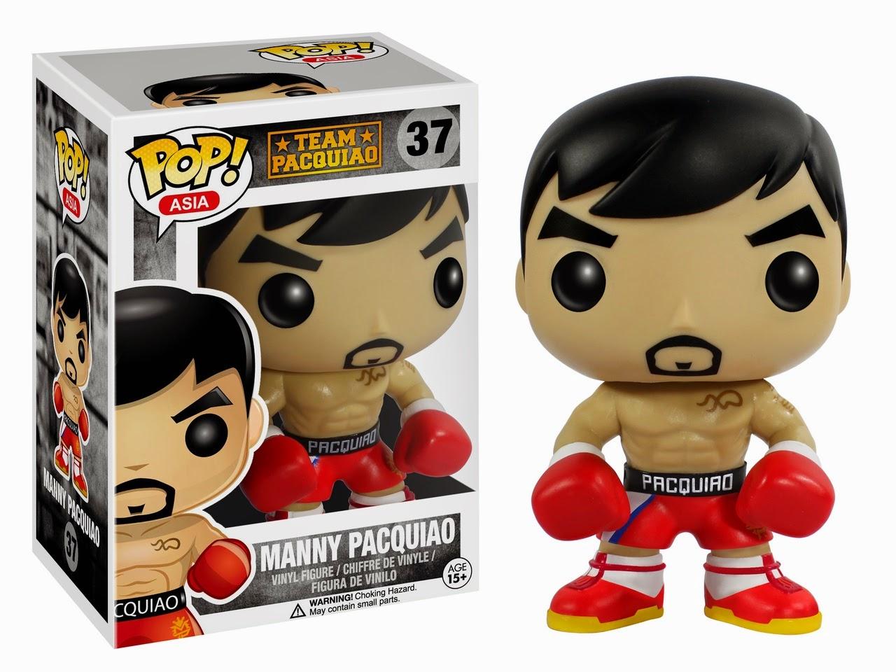 Funko Pop! Manny Pacquiao