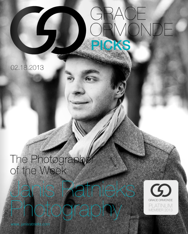 the photographer of the week by wedding style magazine london wedding photographer i janis ratnieks