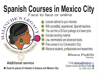 SPANISH COURSES FROM MEXICO CITY