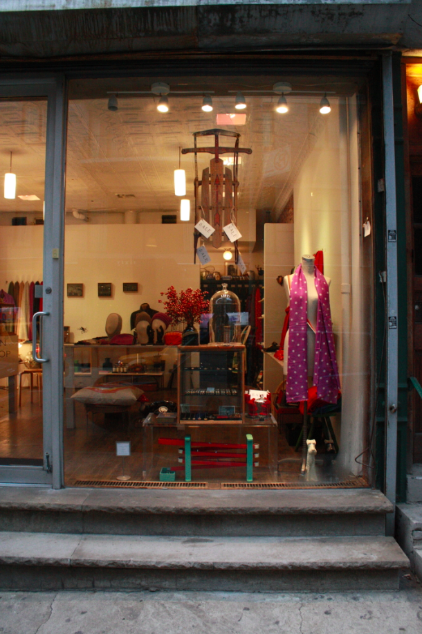 13th & Wolf: My New York: Meg Cohen Design Shop