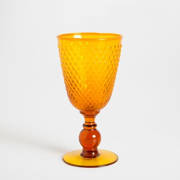 copas de cristal para el verano de la firma Zara Home