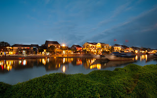 Enjoying 1 day tour to have a glance of Hoi An