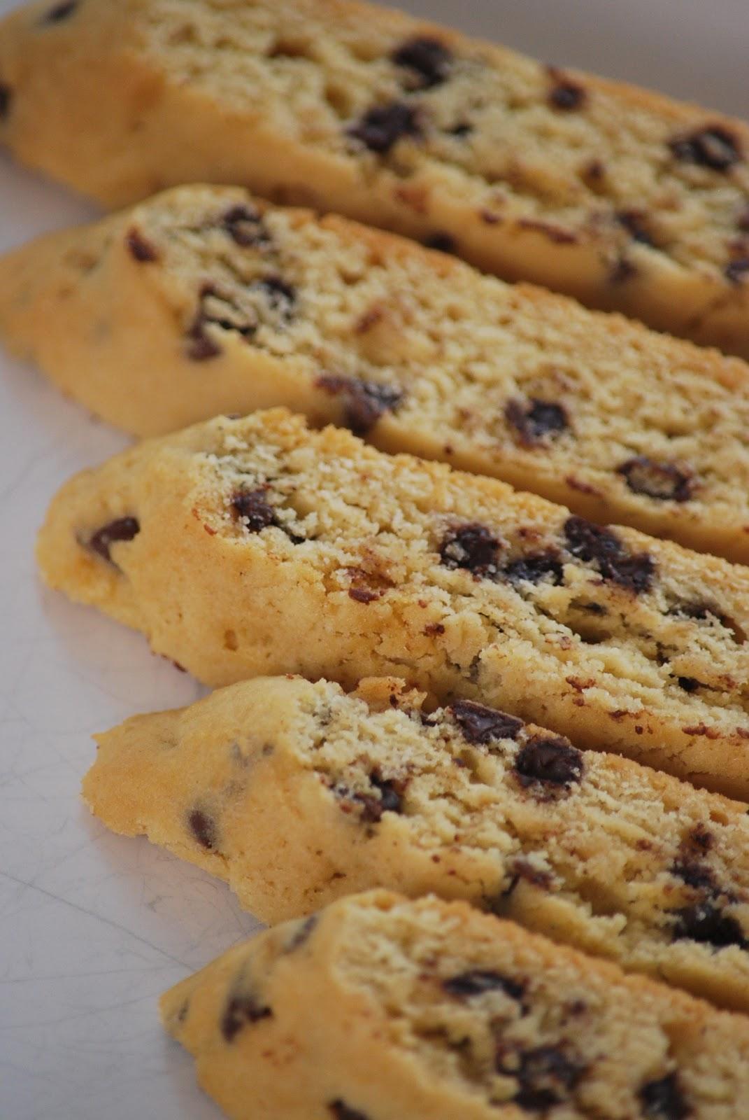 Chocolate Chocolate Chip Biscotti Recipes — Dishmaps