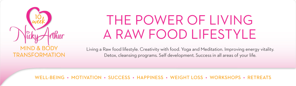 The Power of Living a Raw Food Lifestyle