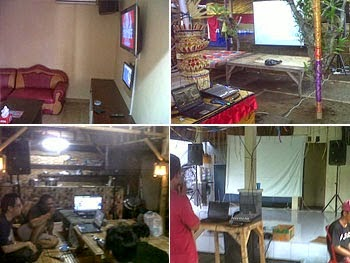 Sewa Sound system di Jimbaran Bali