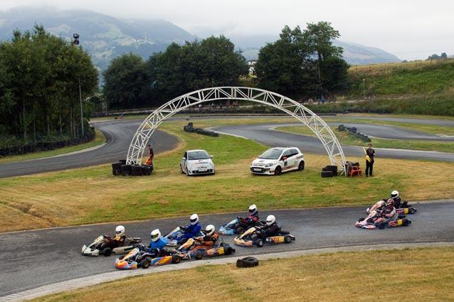 Circuito Olaberria : M k karting campeonato vasco de olaberria ii
