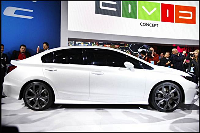 Très 2018 Honda Civic Hybrid Type R Turbo | honda concept FB93