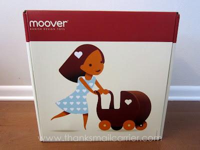 HABA Moover Doll Pram