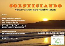 SOLSTICIO DE VERANO 2013 EN JEREZ.