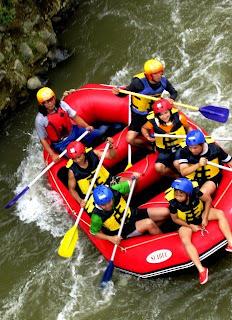 serayu wonosobo rafting