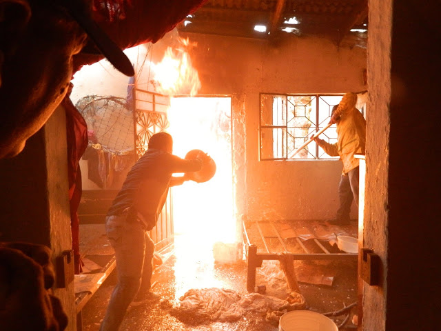 Noticias teziutlan informa en tlapacoyan incendio acabo con una cocina flama alcanz conexi n - Cocina de fuego ...