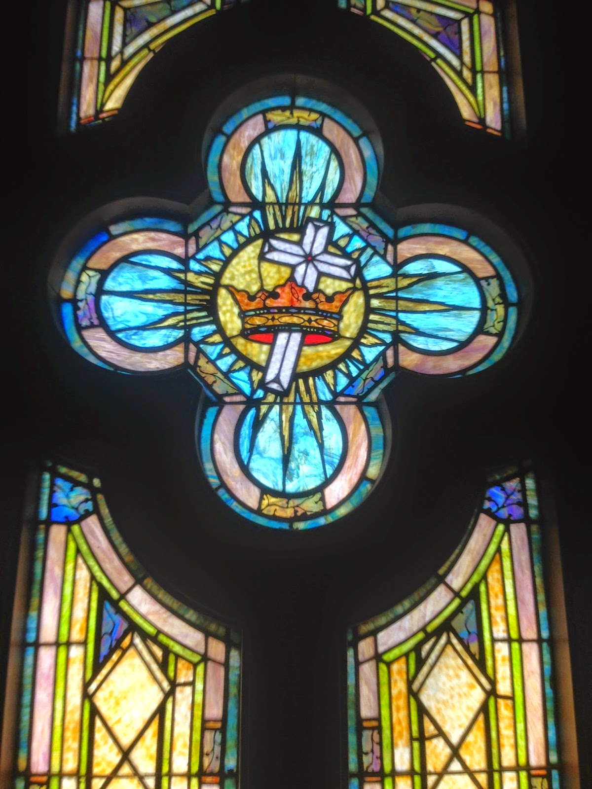 Bethel Stained Glass Window