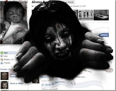 خدعة الفيسبوك.Facebook