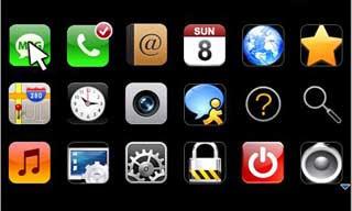 Langkah 4 Cara Ganti Tema BlackBerry
