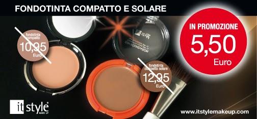 ItStyle - fondotinta compatto e solare