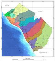 Peta Kabupaten
