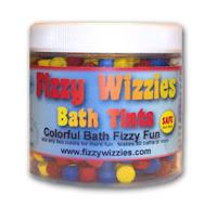 FREE Fizzy Wizzies! Make Your Kids Bath A Colorful Bath Fizzy Fun!  FizzyWizziesSingleBright