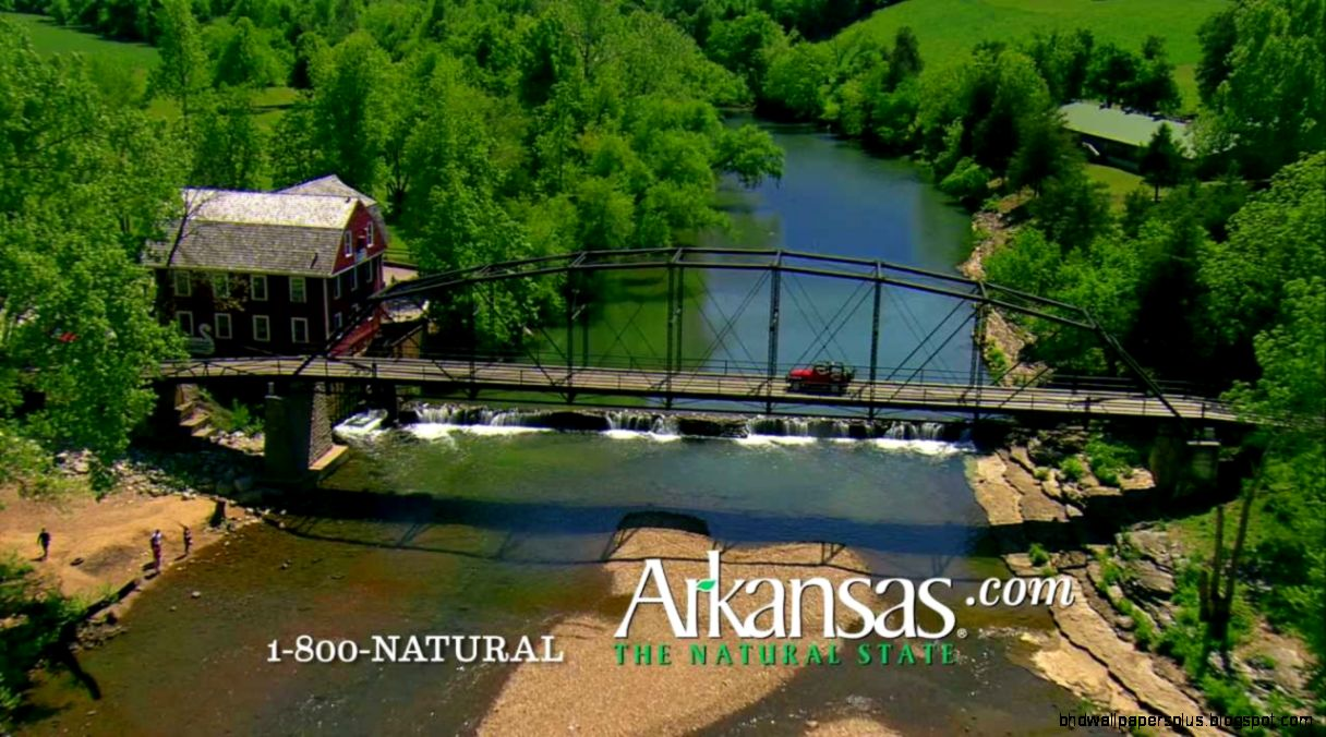 Arkansas Tourism