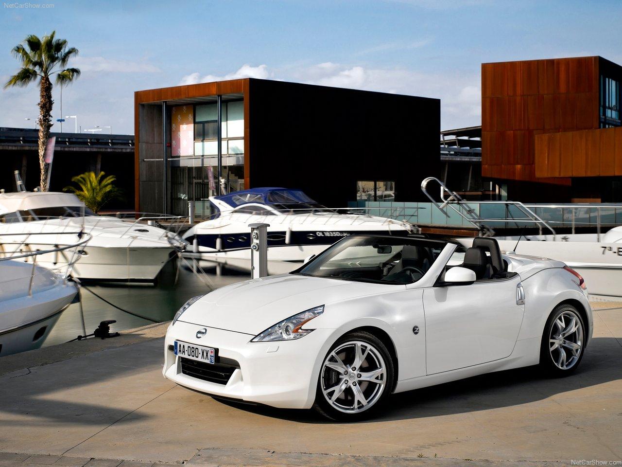 2011 nissan 370z roadster nissan cars. Black Bedroom Furniture Sets. Home Design Ideas