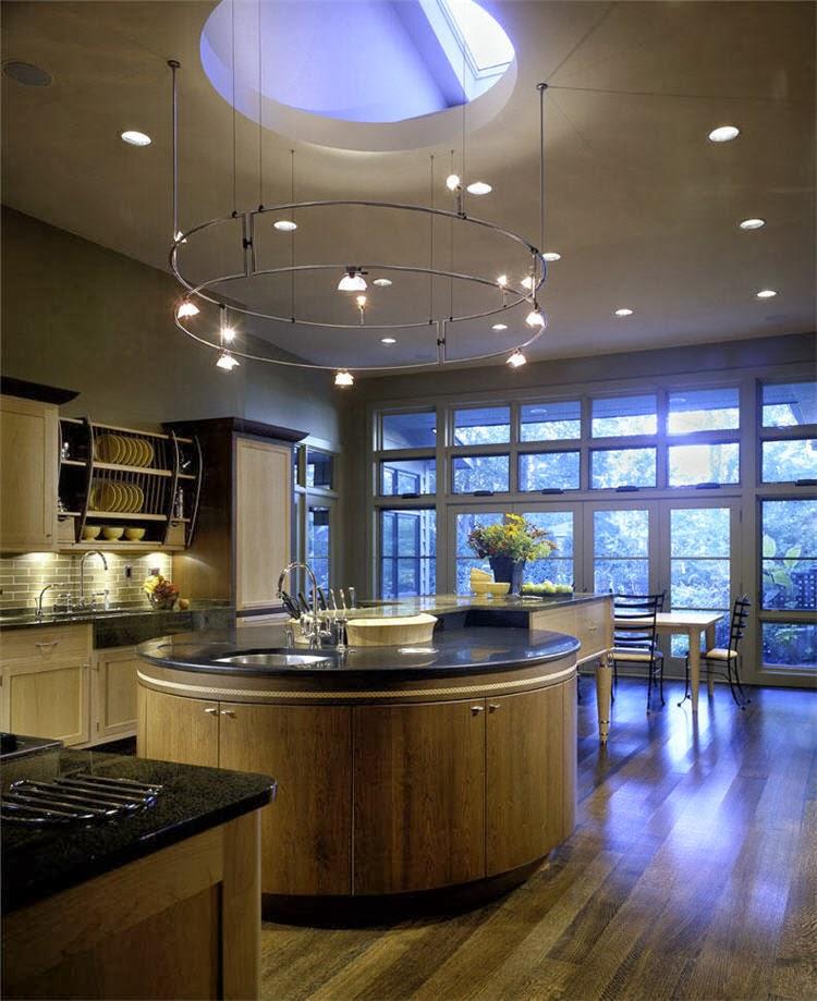 modernes cuisines au style américain ~ Intérieur décor - Decoration ...
