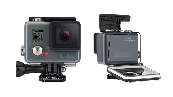 GoPro launches HERO+ camera with Wi-Fi Connectivity for $199.99