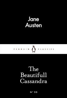 Mini review of The Beautiful Cassandra by Jane Austen