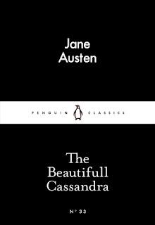 Mini review of The Beautiful Cassandra by Jane Austen