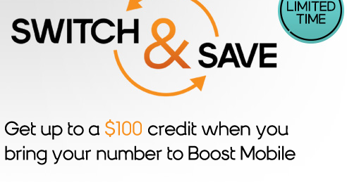 boost mobile how to change your number