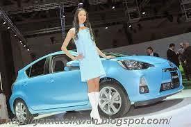 Toyota Aqua dng Silus Aykinson